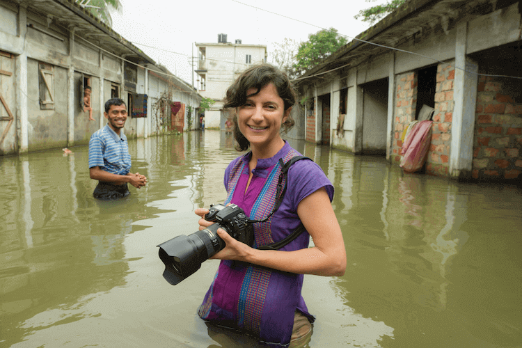 Interview with American photojournalist and documentary filmmaker, Ami Vitale